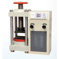为质量助力,蒸压灰砂砖压力检测机热销中,多种试验力的蒸压灰砂砖压力检测机 见详细