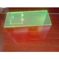 亚克力机箱 亚克力刻字  有机玻璃制品盒加工 湖南厂家直销定制款