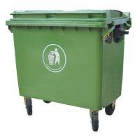 塑料垃圾桶价格660L垃圾桶环卫垃圾桶塑料垃圾桶批发厂家直销