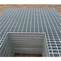 插接钢格板、插接钢格板规格、鑫若丝网厂