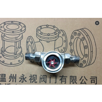 厂家直销 外丝监流器, 双面外丝视镜,不锈钢回油窥视器 液流观察器