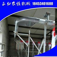 养殖厂家专业生产养猪料线全自动供料机械