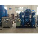 High efficient Nitrogen Generator Plant with Air Compressor for coal storage usage