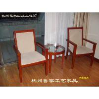 餐椅实木餐椅 橡木餐椅 餐桌椅餐厅酒店餐椅-杭州花家山庄02