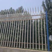广州热镀锌护栏厂家直供河道隔离护栏PVC塑钢护栏塑料底座护栏