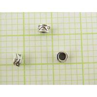 DIY椭圆珠配件DIY加工生产批发 珠宝首饰来图来样加工定制工厂