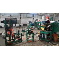 工业风扇网罩自动螺旋线打圈机自动排焊机