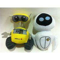 迪斯尼机器人总动员瓦力WALL夏娃毛绒玩具公仔玩偶儿童节礼品