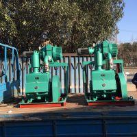 上海铸鼎厂家直销罗茨泵 高真空机组2X-70A*ZJ-300优质耐磨 4kw罗茨机组