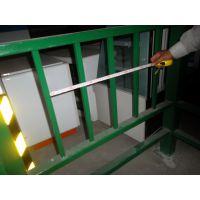 专业生产南京建筑工地防护栏 商场活动隔离栏 移动式安全围栏出口