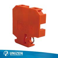 领臻电气 基座型接线端子 JUT4-2.5/H2611导轨式接线端子