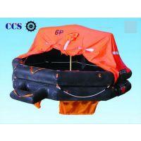 CCS船检气胀式救生筏 爱瑞斯救生设备