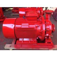 泉柴立式单级消防泵XBD5/55.6-200L-400室外消火栓泵选型