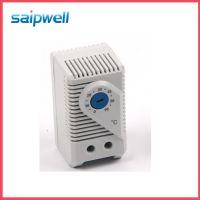 供应赛普小型自动恒温控制器 KTS011温度控制器 机柜温控器