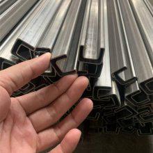 201不锈钢方管/方通厂家供应商专供不锈钢展示架材料