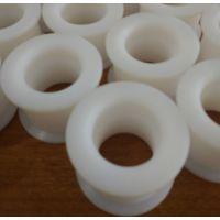 镇江尔东供应超高分子量聚乙烯加工件,UPE耐磨轴套,来图来样加工高分子成品件