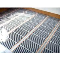 电地暖 地暖 地板采暖 电热膜供暖