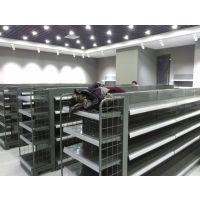 超市货架厂家天津超市货架展柜库房仓储货架天津瑞祥泰货架厂
