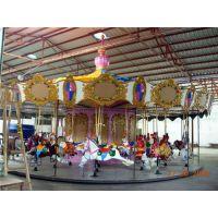 郑州禾火游乐设备,儿童转马,新疆儿童转马多少钱