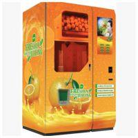 商佳供应橙汁自动售货机,100%新鲜橙汁,微信支付宝