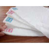 250克白色长丝土工布 垃圾填埋场专用润泽聚酯长丝布
