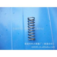 供应[慈溪和力弹簧厂,专业生产加工]各种线径材质的压簧,压缩弹簧
