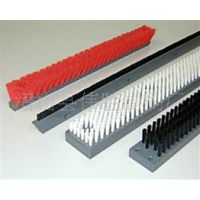 供应优质PVC毛刷条,条刷,清洗毛刷