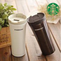 新款星巴克保温杯咖啡杯情侣杯正品304不锈钢真空杯子厂家直销