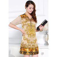 服装数码印花为您推荐上海如晶数码印花 意大利原装染料 色泽鲜艳 色牢度4-5级