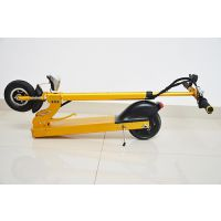 飞锂/FLIVE电动滑板车 便捷迷你可折叠锂电电动车电瓶车 36V10Ah代步车 优捷