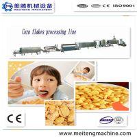 MT85 大玉米片生产线 膨化食品机械 休闲食品加工设备 济南