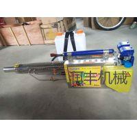 双管双化油器双启动的弥雾机多少钱 润丰机械生产升级版弥雾机