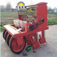 大型谷物施肥播种机 白菜萝卜精播机 人力手推播种机厂家