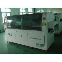 大型波峰焊WS 450TOP-LF,欧力盛波峰焊机