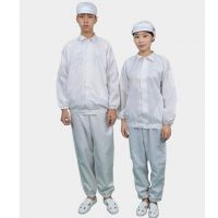 ROHSIN防静电无尘服 防尘服 广州容鑫防静电服生产厂家
