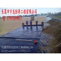 新乡开封周口鱼塘漏水怎么办?哪里能治鱼池、泥鳅池漏水?防止垂钓池漏水的方法?——用宇龙防漏膜、塑料膜