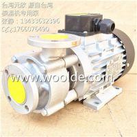 台湾元新高温油泵 模温机高温马达 导热油泵YS-20B 200度热油泵