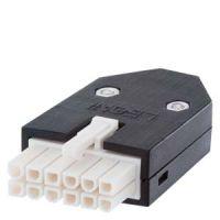 西门子V90增量编码器电缆接头6FX2003-0SL12
