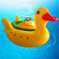 热销水上充气电动碰碰船 电瓶碰碰船充气水池厂家直销 夏季水上碰碰船价格