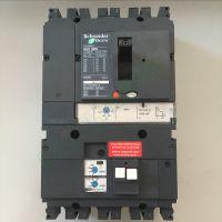 施耐德塑壳漏电断路器Vigi+NSX100NELE-4P100A 漏电保护器