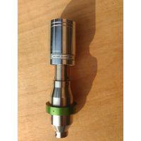 出售超声波焊接机设备振子必能信1:1绿色101-149-056钛合金调幅器变幅杆