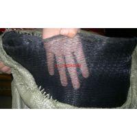 厂家供应可反复清洗使用高品质聚乙烯凹凸式蜂巢孔黑色空调过滤网