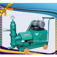 供应HJB3电动注浆泵单缸水泥压浆机往复泵