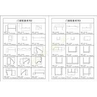 欣辉铝材厂 隐形防护纱窗铝材 佛山纱窗铝材小料厂