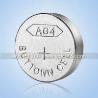 供应AG4纽扣电池永劲供应商现货销售钥匙灯专用AG4纽扣电池品质保证