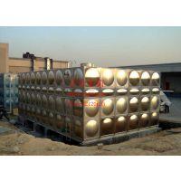 景德镇不锈钢水箱厂家 不锈钢水箱供应商 玻璃钢水箱 圆柱形水箱
