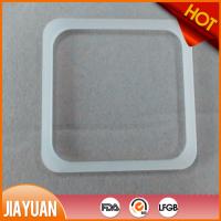 常平硅胶制品厂定制 方形密封垫圈 非标准件密封圈