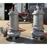 不锈钢 耐腐蚀等等) 污水泵 潜污泵 排污污水泵