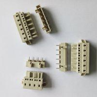 宁波接线端子厂家供应双电源端子4/6位 mcs弹簧连接器替代万可721系列