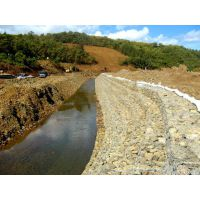 生产河道防洪防汛镀锌格宾石笼